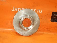 Тормозной диск на Toyota Dyna LY101 UQUMI UQ-116F-0997  43512-26070  UQ-116-0997, Переднее расположение