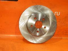 Тормозной диск на Toyota Celsior UCF30 UQUMI UQ-116F-1005  43512-50160  43512-50220  UQ-116-1005, Переднее расположение