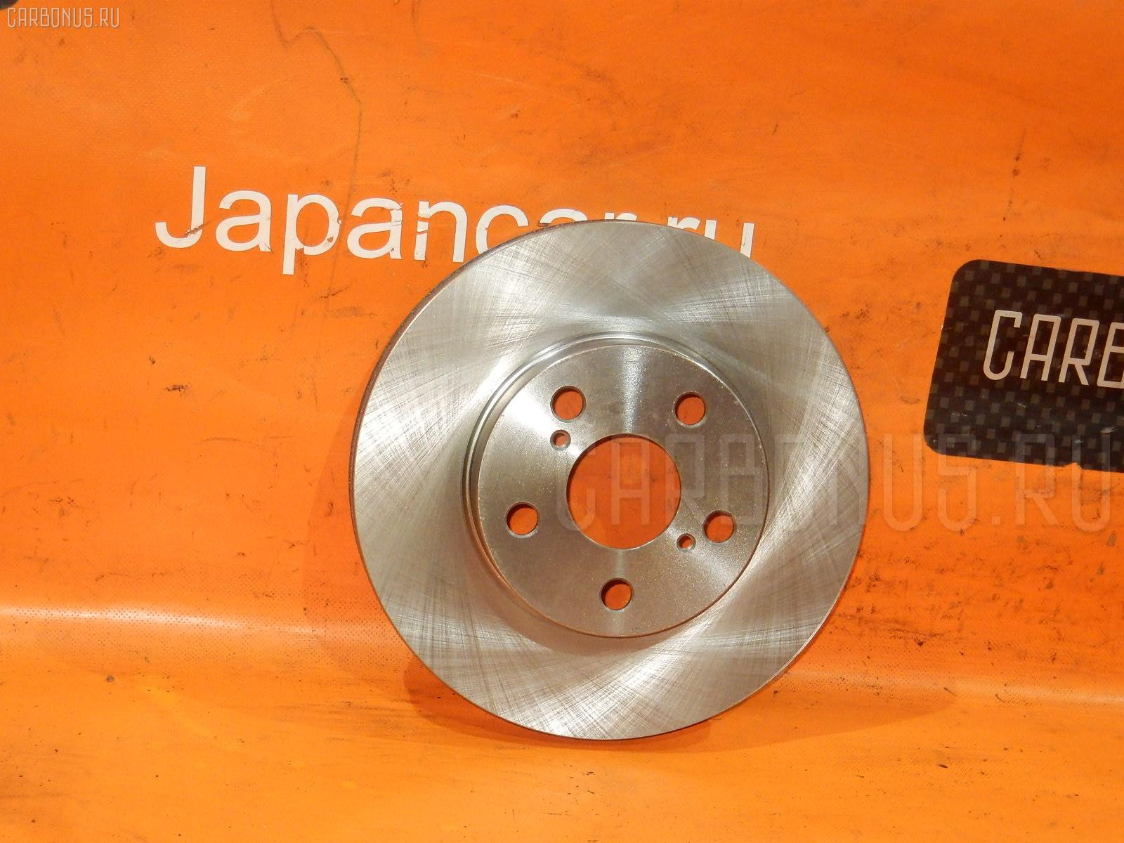 Тормозной диск TOYOTA Фото 1