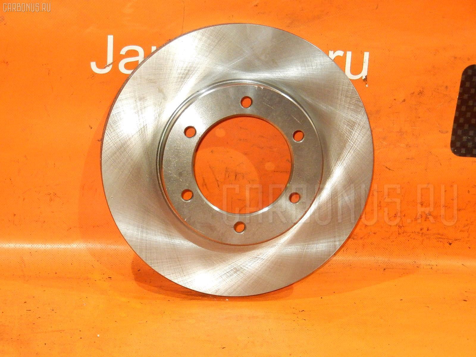 Тормозной диск TOYOTA HIACE KZH106G. Фото 9