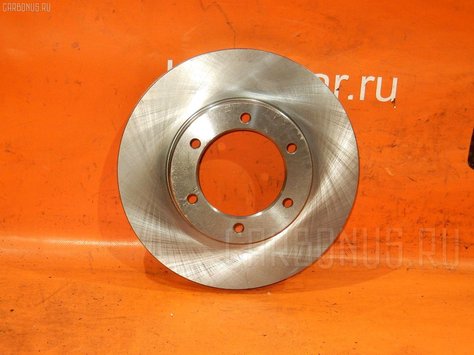 Тормозной диск TOYOTA HIACE KZH106G. Фото 10