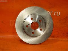 Тормозной диск TOYOTA UQUMI 43512-33130  43512-33140  UQ-116-0999 Переднее