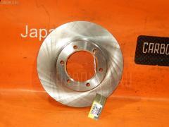Тормозной диск TOYOTA HILUX SURF KZN130W Фото 1