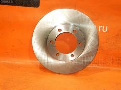 Тормозной диск TOYOTA LAND CRUISER PRADO RZJ125W Фото 1