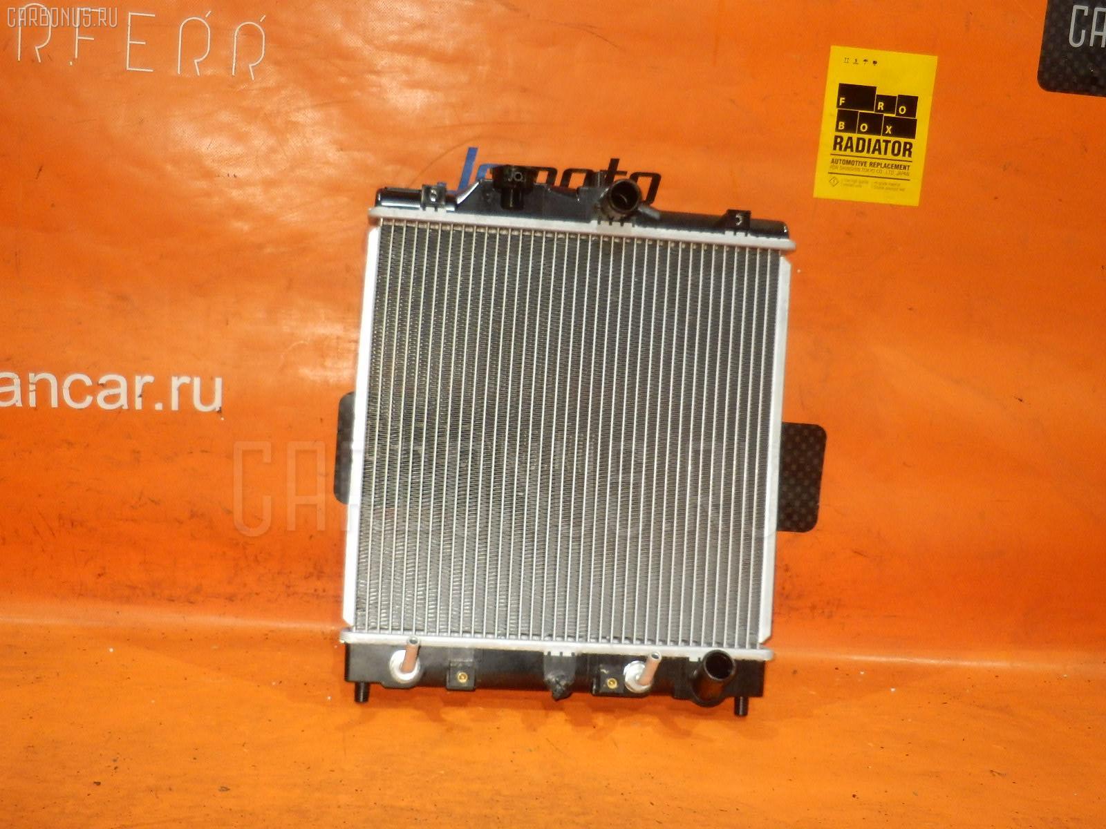 Радиатор ДВС HONDA PARTNER EY7 D15B Фото 1