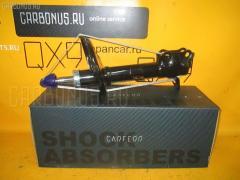 Стойка амортизатора Lexus Rx300 MCU35 CARFERR CR-049RR-MCU35  334394 Заднее Правое