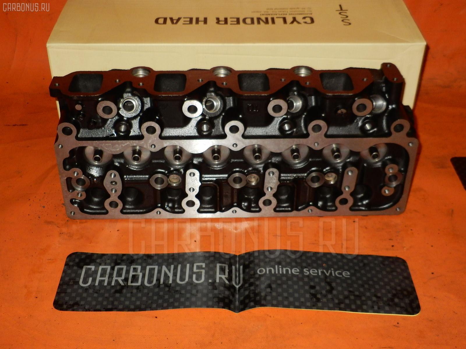 Головка блока цилиндров MITSUBISHI CANTER FE315BN 4D32 Фото 1