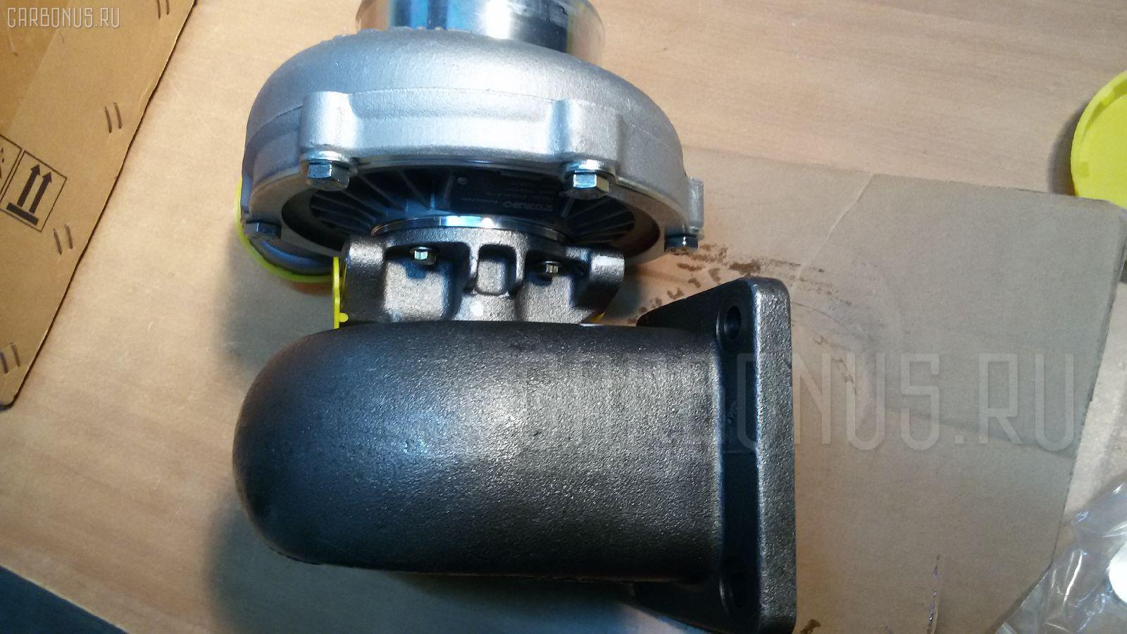 Турбина Komatsu Lw250-5 6D125T Фото 1