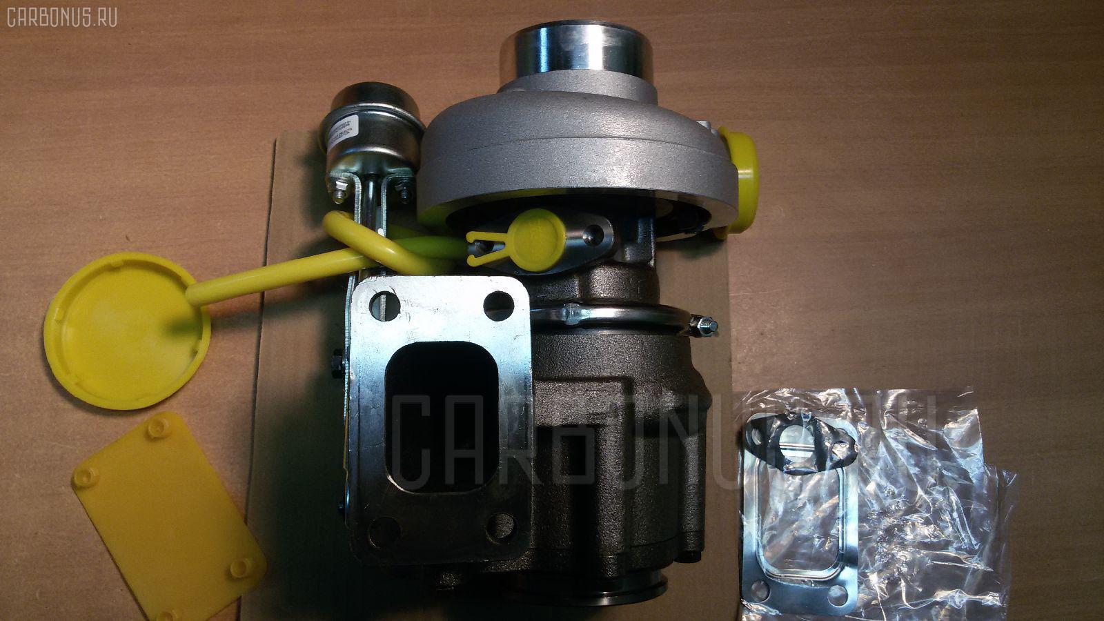 Турбина KOMATSU PW128UU-1S 4D102 Фото 3