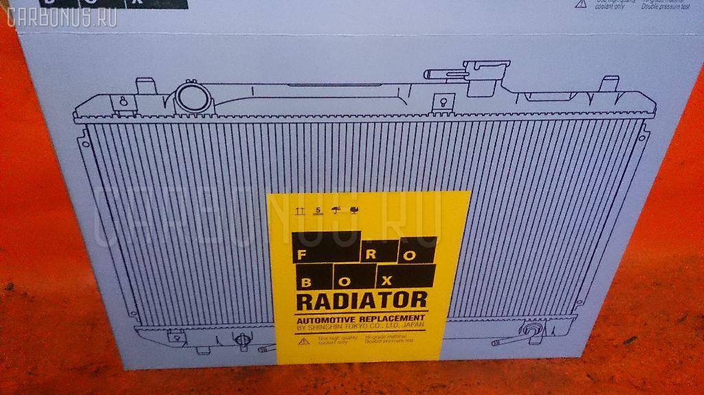 Радиатор ДВС SUZUKI ESCUDO TD54W J20A. Фото 4