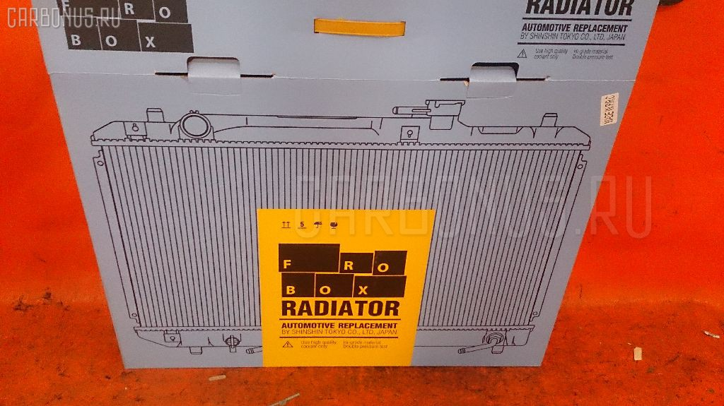 Радиатор ДВС SUZUKI ESCUDO TD54W J20A. Фото 6