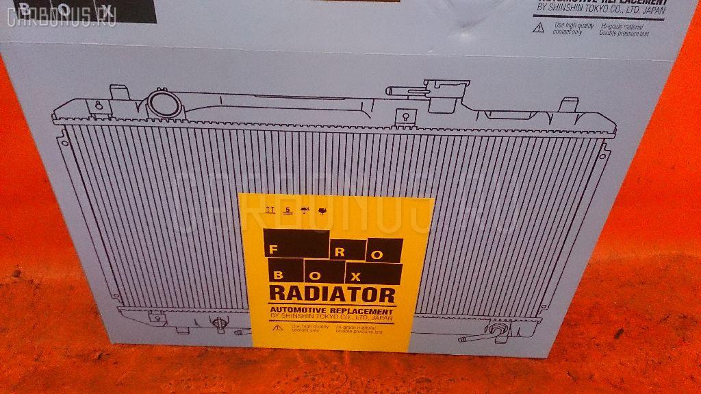 Радиатор ДВС SUZUKI ESCUDO TD54W J20A. Фото 10