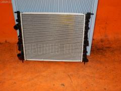 Радиатор ДВС RENAULT LOGAN LS K4M697 FROBOX FX-036-1030