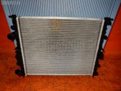 Радиатор ДВС RENAULT LOGAN LS K4M697 FROBOX FX-036-1030A