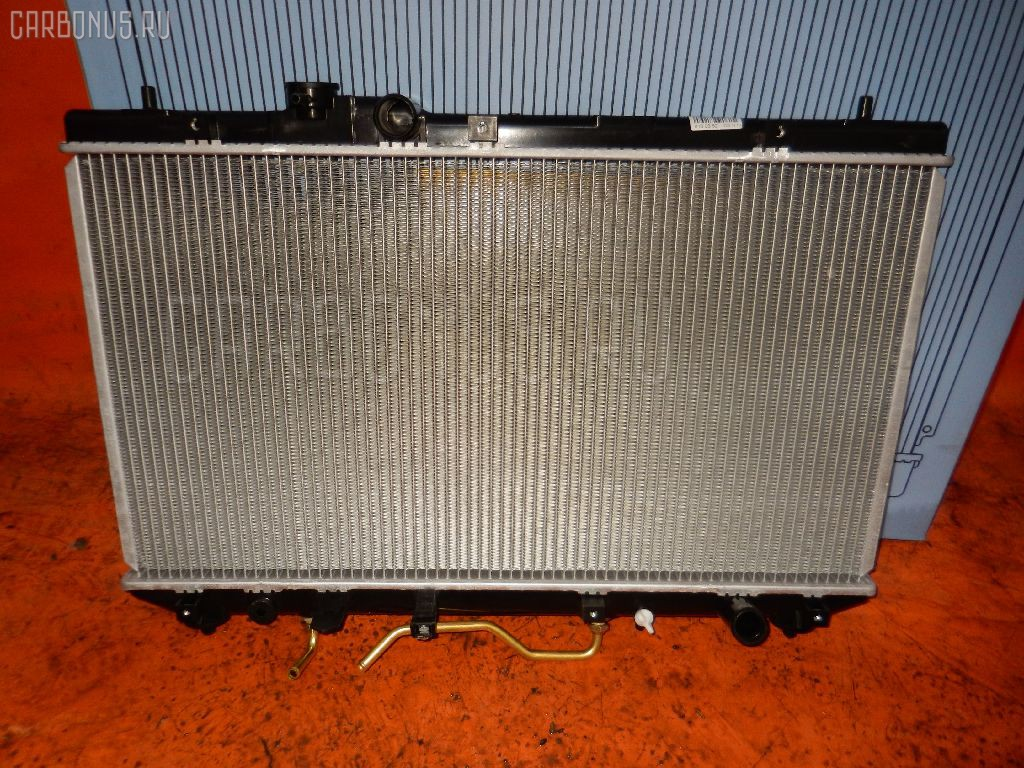 Радиатор ДВС TOYOTA CAMRY SV40 4S-FE. Фото 4
