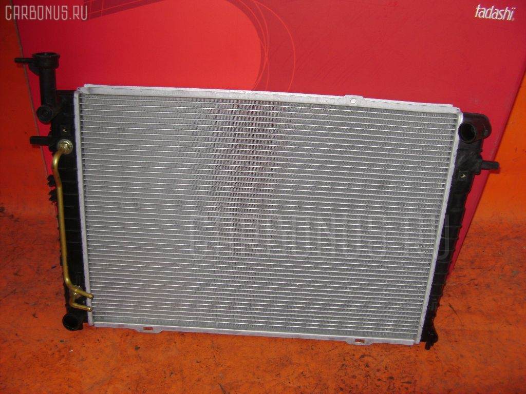 Радиатор ДВС KIA SPORTAGE. Фото 2