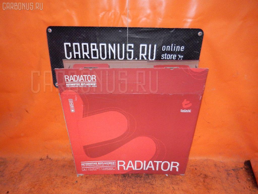 Радиатор ДВС SUBARU LEGACY BE5 EJ20. Фото 10
