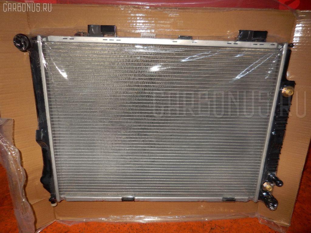 Радиатор ДВС MERCEDES-BENZ E-CLASS W210.065 112.941. Фото 4