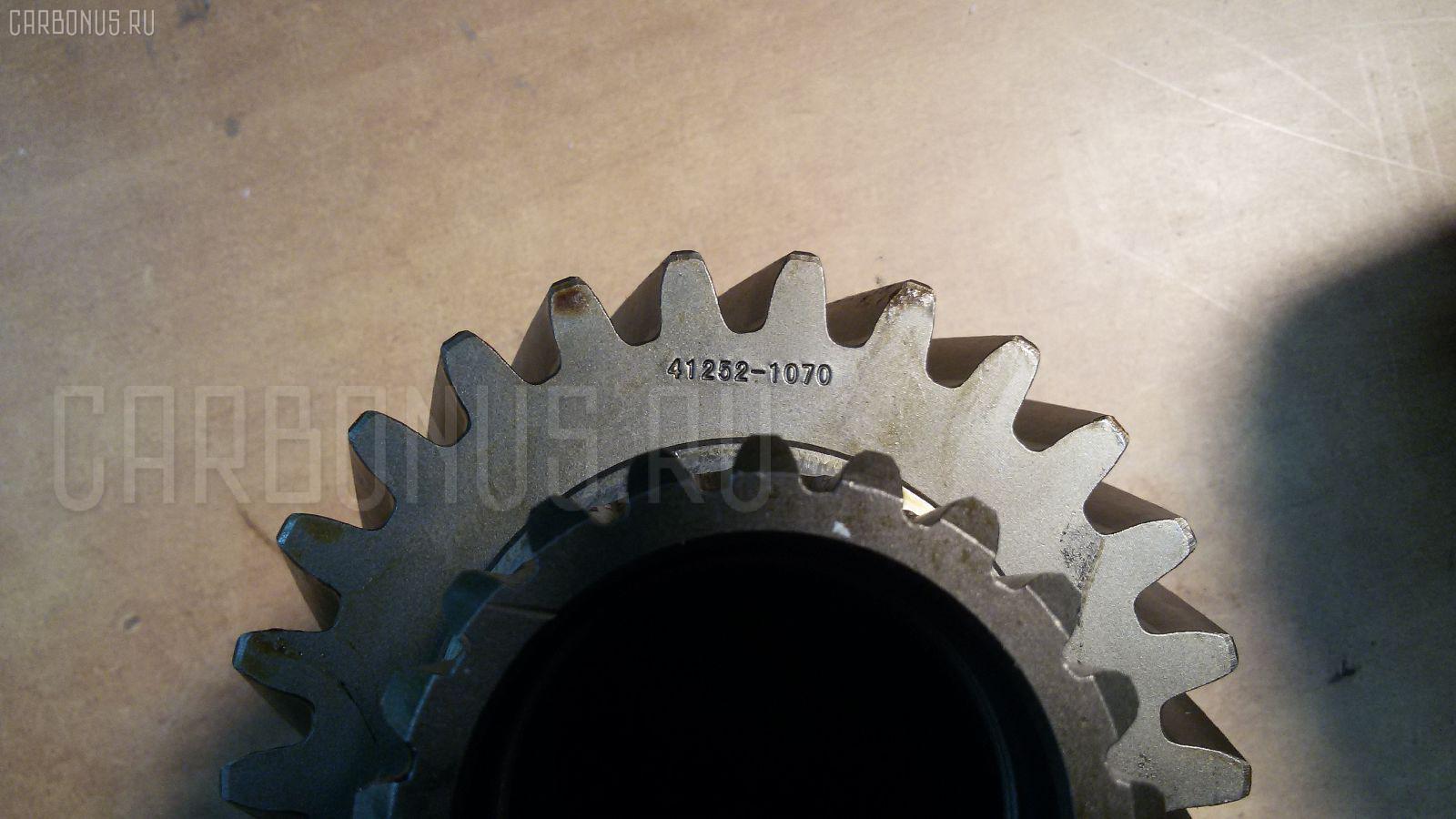 Редуктор HINO TRUCK SH331 EF750 Фото 4