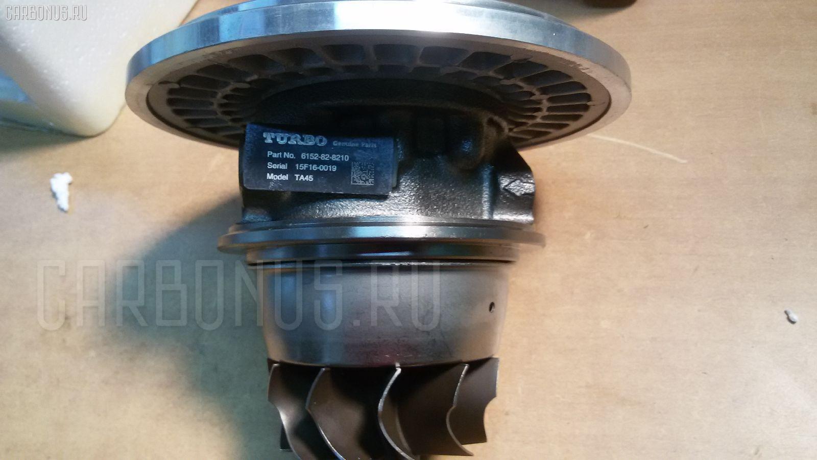 Турбина KOMATSU PC400 6d125 Фото 6