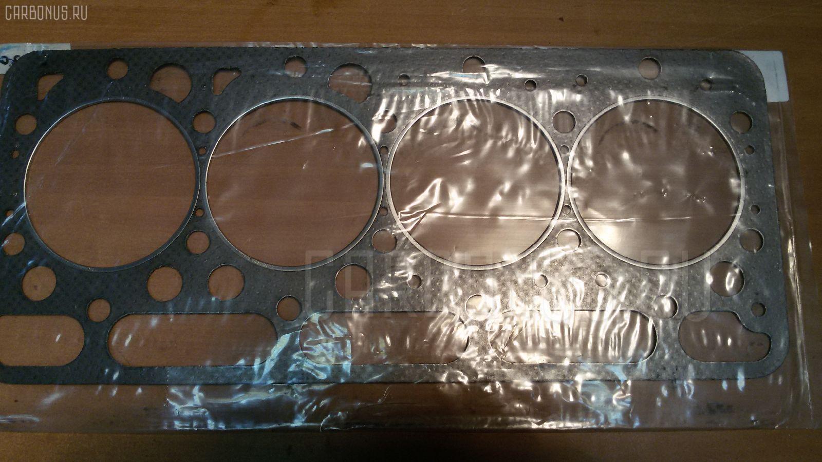 Прокладка под головку ДВС KUBOTA V2203 V2203-B Фото 2