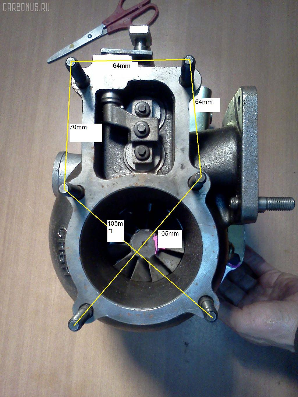 Турбина HINO RANGER FD2H H07CT Фото 1