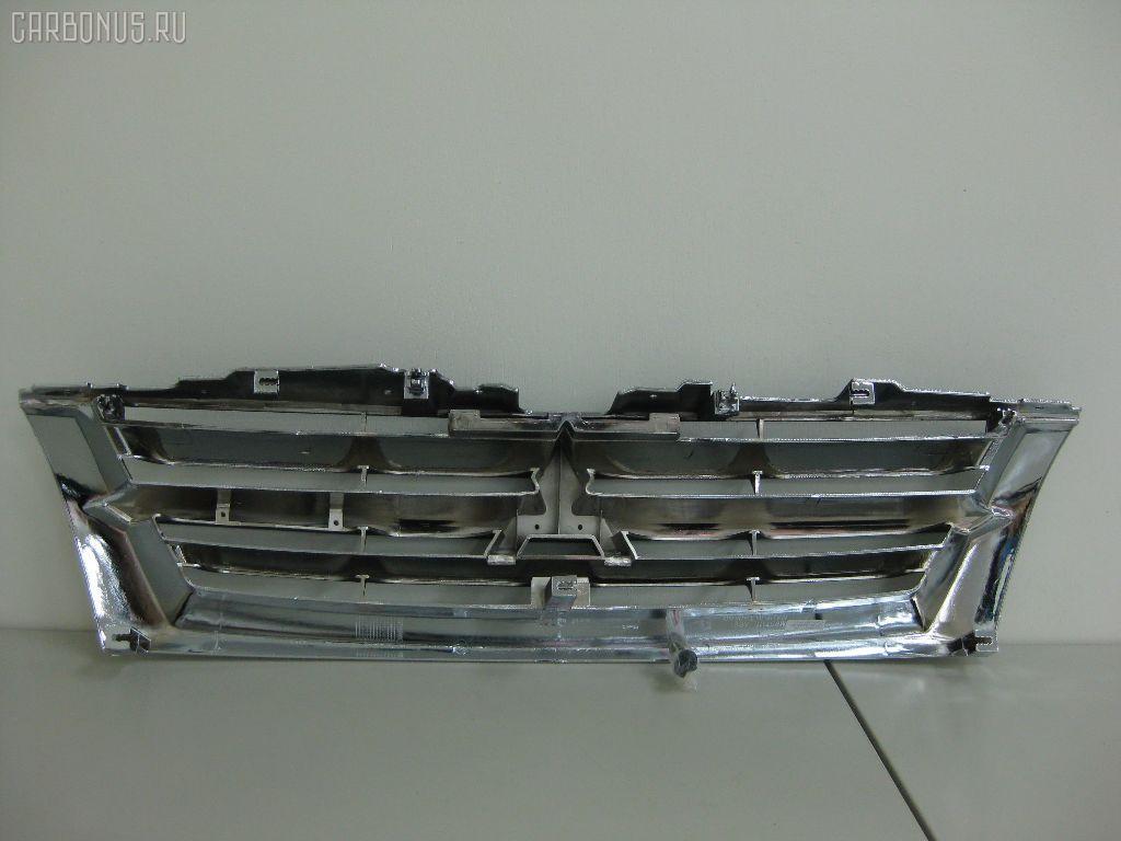 Решетка радиатора MITSUBISHI PAJERO V75W. Фото 2