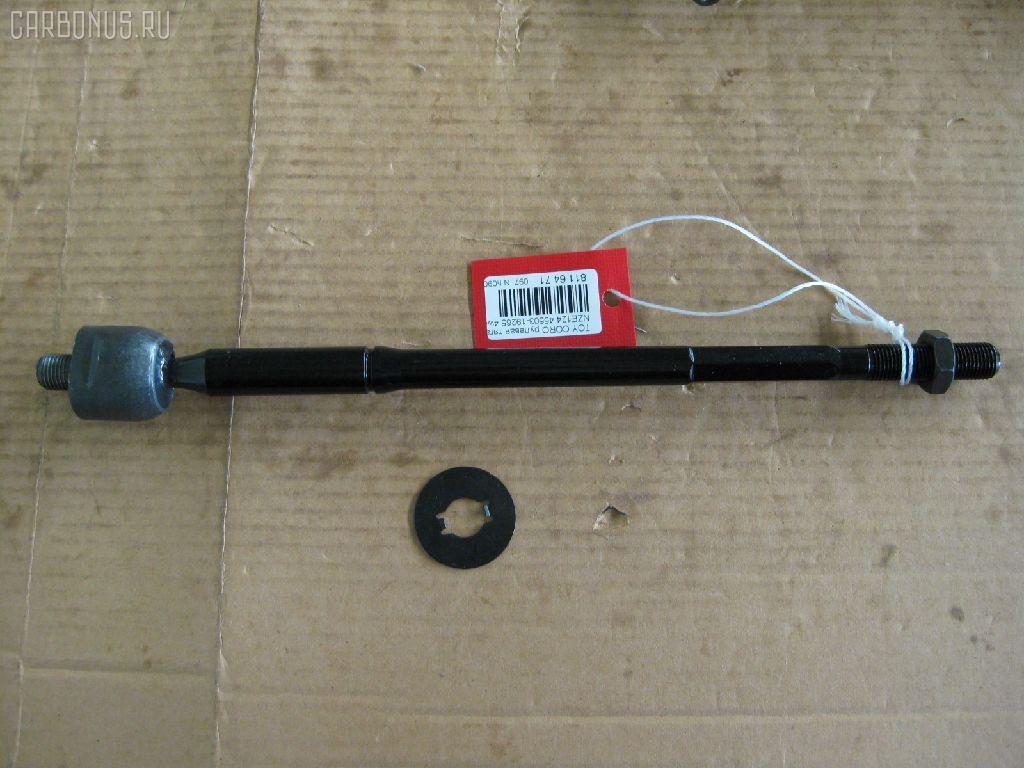 Рулевая тяга TOYOTA COROLLA FIELDER NZE124G.  Фото 8.