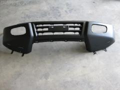 Бампер Mitsubishi Pajero V65W Фото 1