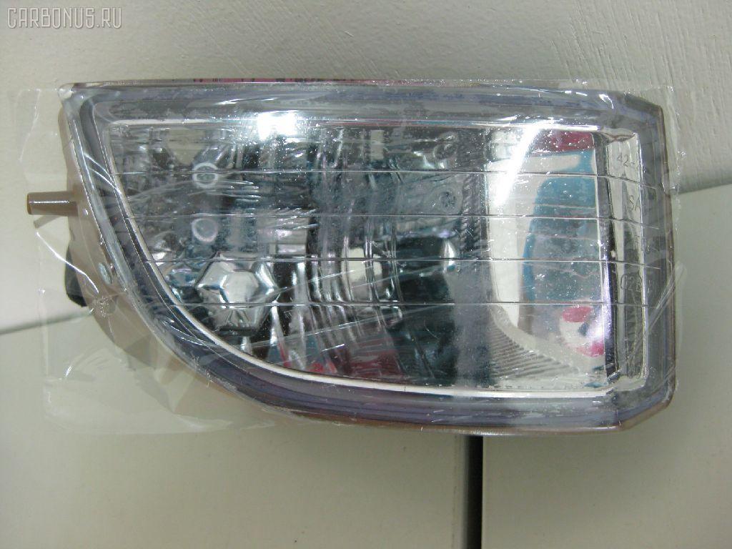 Туманка бамперная TOYOTA RAV4 ACA21. Фото 1