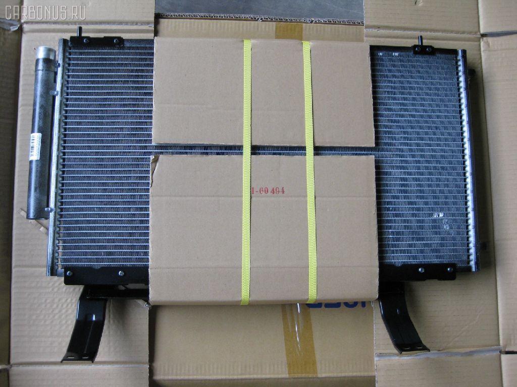 Радиатор кондиционера Honda Stream RN1 D17A Фото 1