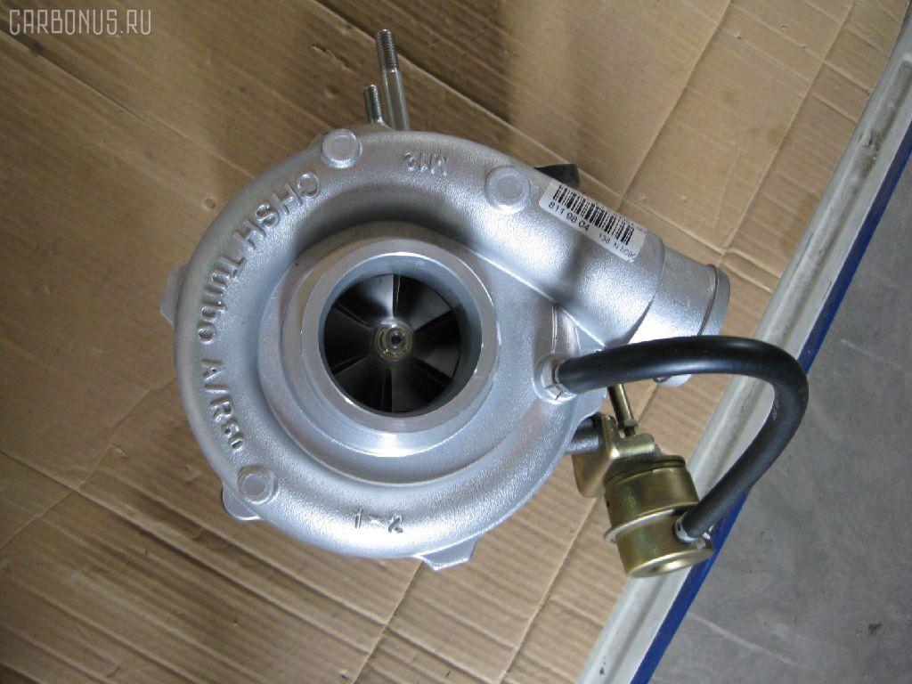 Турбина ISUZU FORWARD FTR32 6HE1. Фото 10