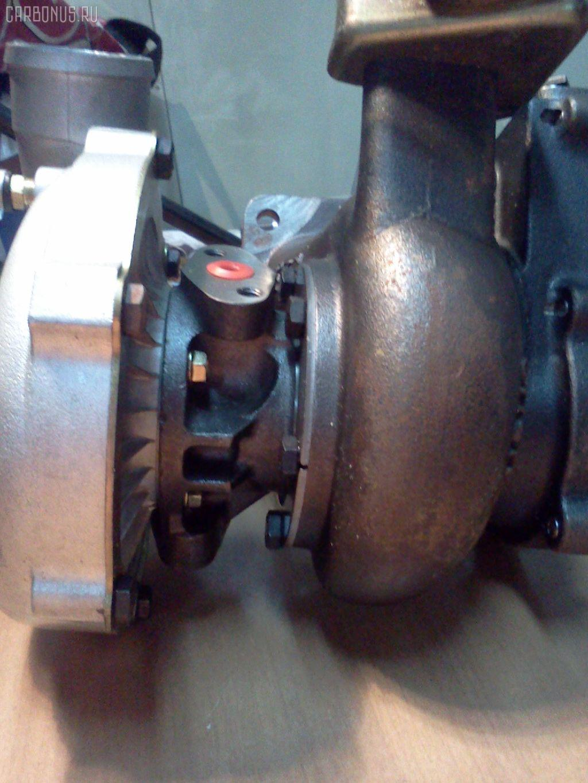 Турбина ISUZU FORWARD FTR32 6HE1. Фото 8