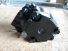 Насос гидроусилителя MITSUBISHI FUSO FK427 6D16 www.chshturbo.com.tw MC092059