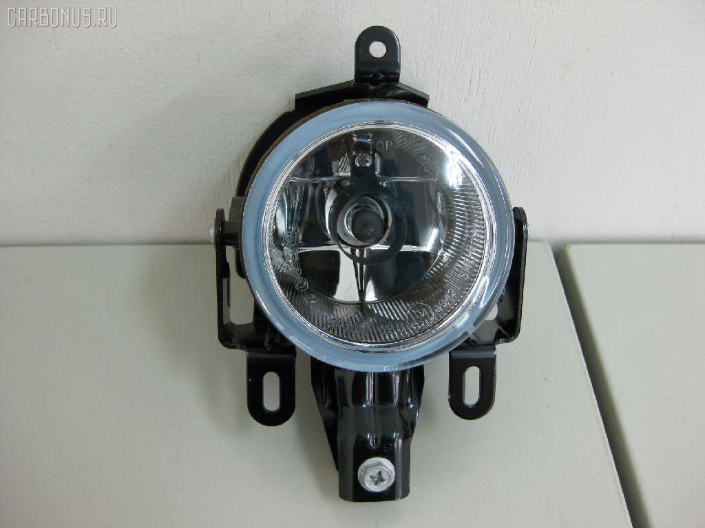 Туманка бамперная MITSUBISHI PAJERO V63W. Фото 8