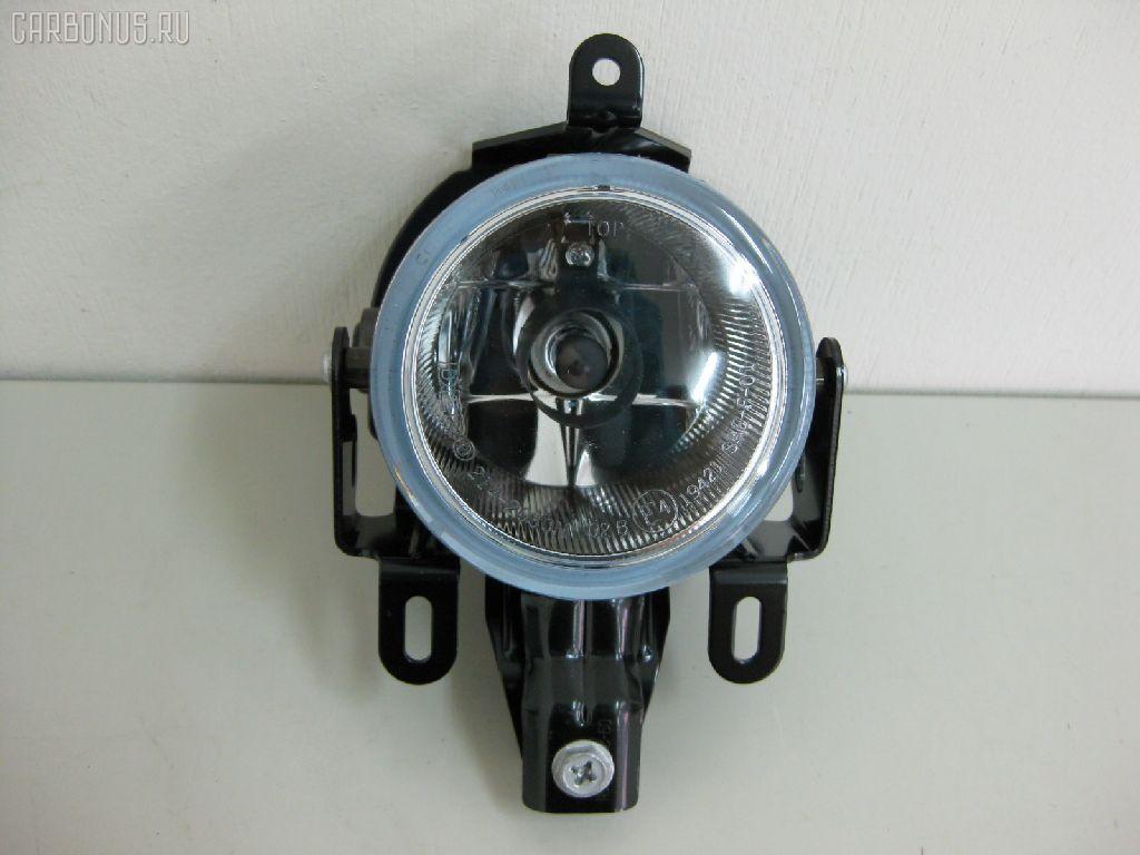 Туманка бамперная MITSUBISHI PAJERO V63W. Фото 10