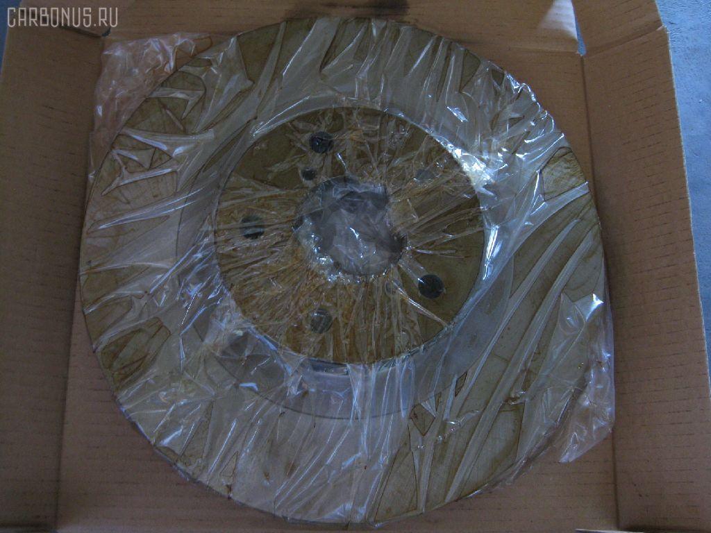 Тормозной диск SUBARU LEGACY B4 BE5. Фото 2
