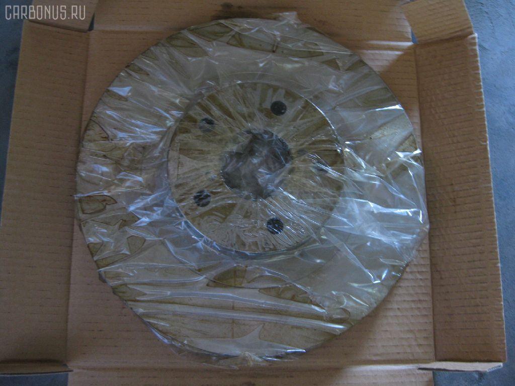 Тормозной диск SUBARU LEGACY B4 BE5. Фото 3