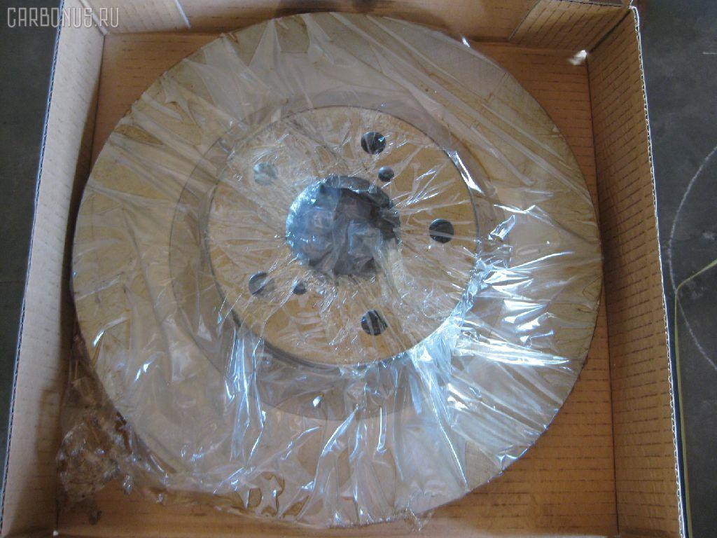 Тормозной диск SUBARU LEGACY B4 BE5. Фото 4