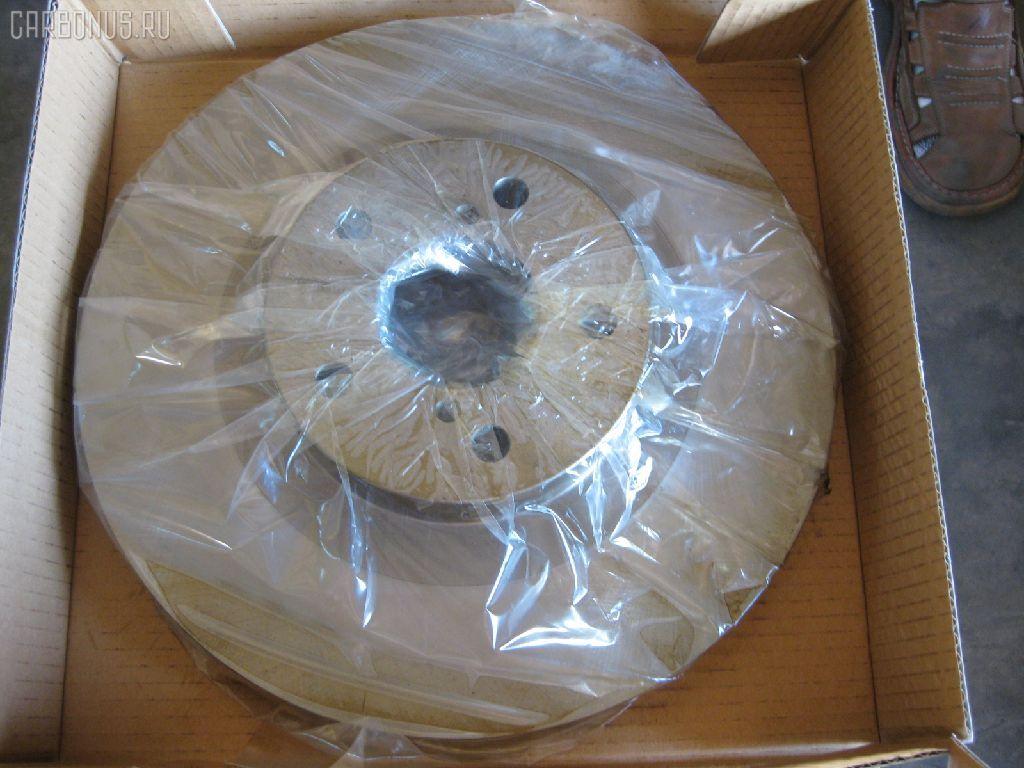 Тормозной диск SUBARU LEGACY B4 BE5. Фото 8