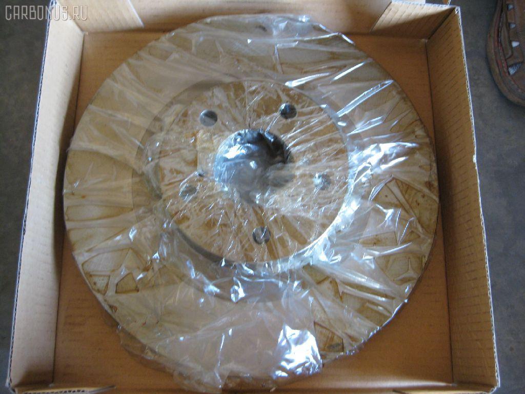 Тормозной диск SUBARU LEGACY B4 BE5. Фото 9