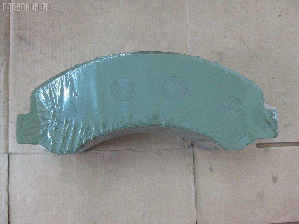 Тормозные колодки ISUZU ELF NPR66 4HF1 Фото 2