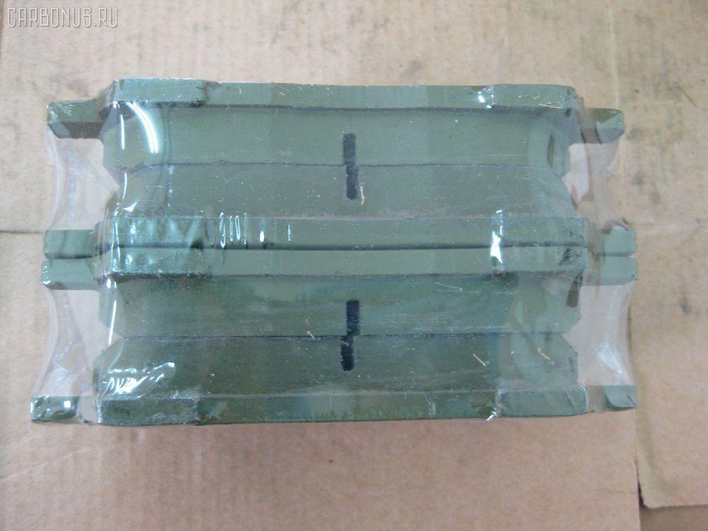 Тормозные колодки TOYOTA KLUGER V ACU20 2AZ-FE. Фото 7