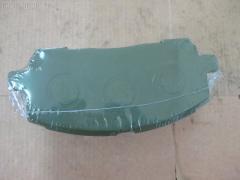Тормозные колодки TOYOTA KLUGER V ACU20 2AZ-FE MUSAWA CD2218M Переднее