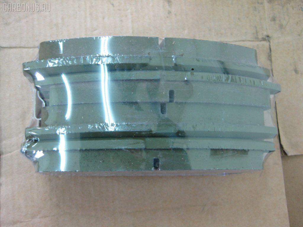 Тормозные колодки ISUZU BIGHORN UBS69 4JG2. Фото 5