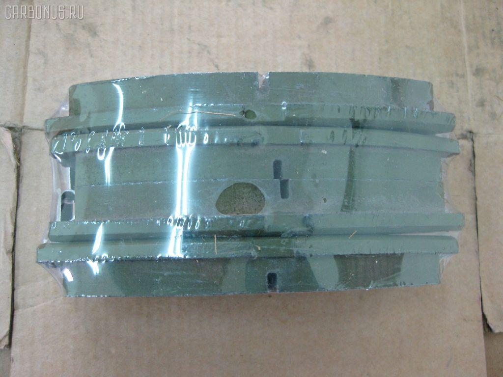 Тормозные колодки ISUZU BIGHORN UBS69 4JG2. Фото 9