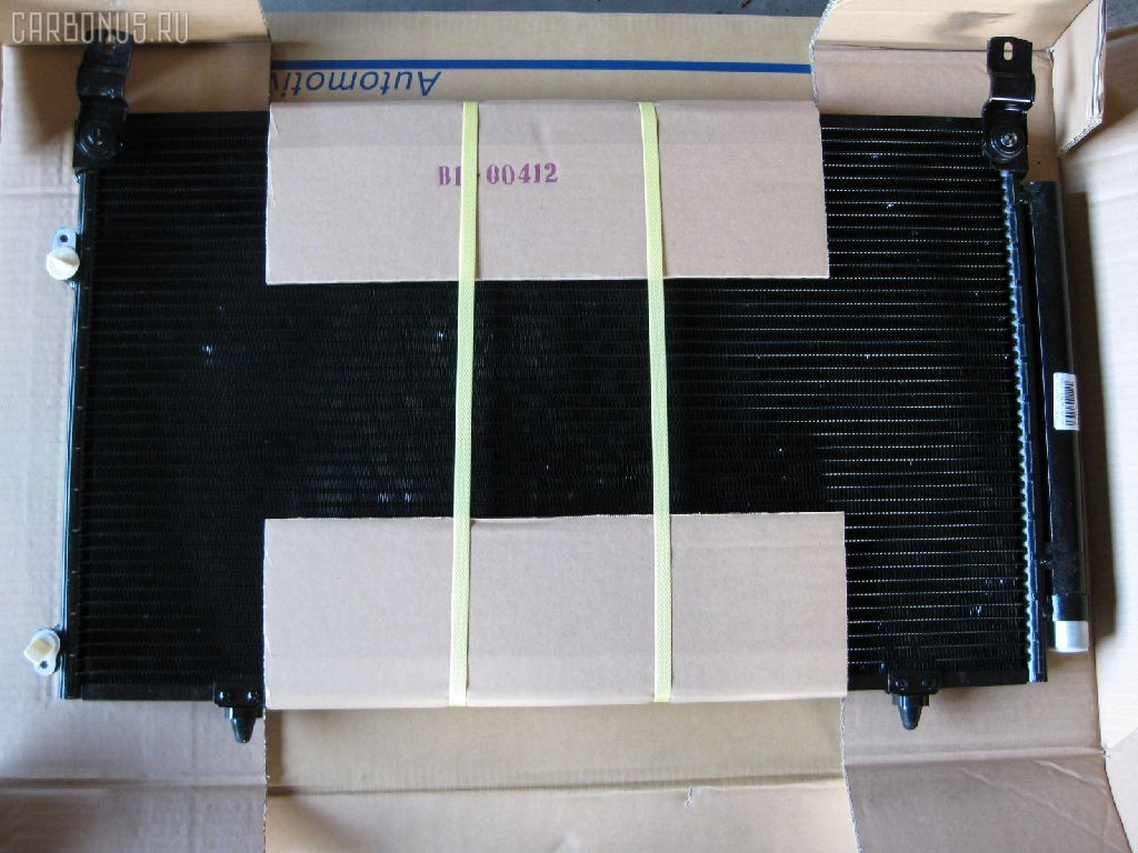 Радиатор кондиционера TOYOTA KLUGER V ACU20W 2AZ-FE. Фото 2