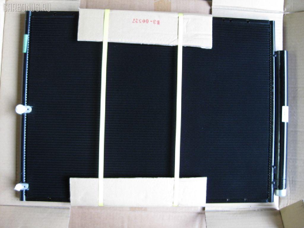 Радиатор кондиционера TOYOTA HARRIER MCU30W 1MZ-FE. Фото 4