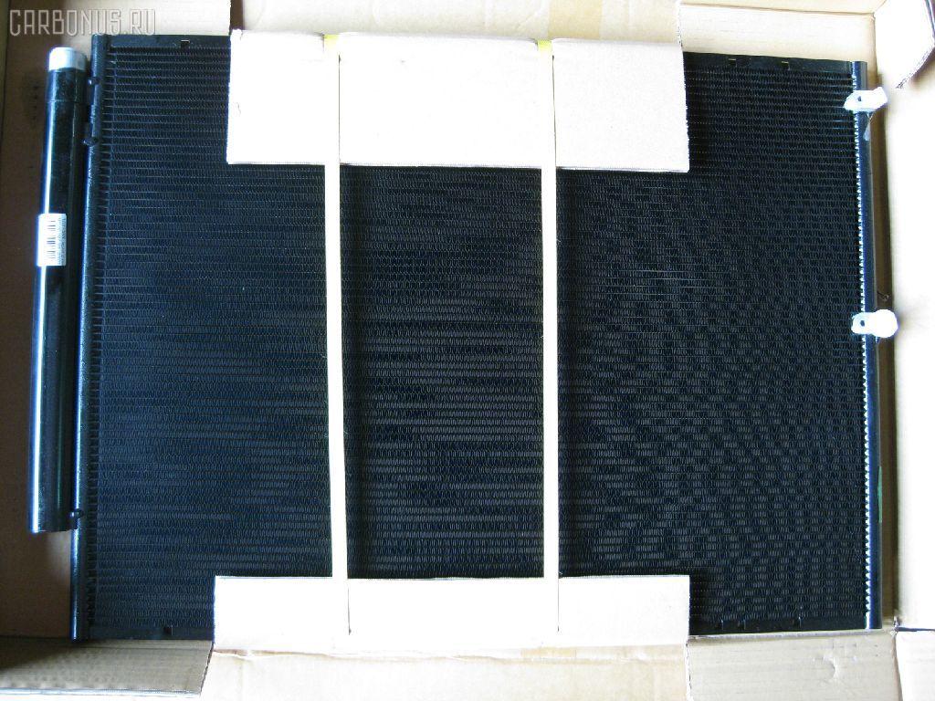 Радиатор кондиционера TOYOTA HARRIER MCU30W 1MZ-FE. Фото 6