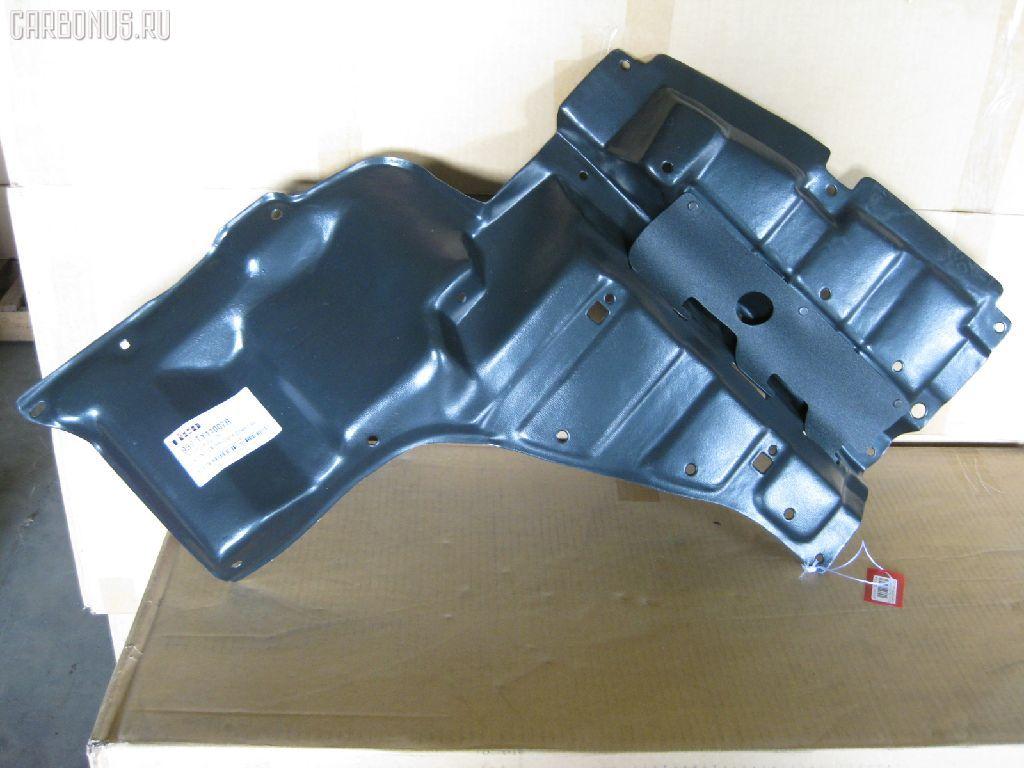 Защита двигателя TOYOTA PRIUS NHW20 1NZ-FXE. Фото 1